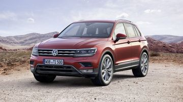 World Car of the Year 2017: Tiguan postoupil mezi tři finalisty