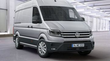 Nový Crafter je International Van of the Year 2017