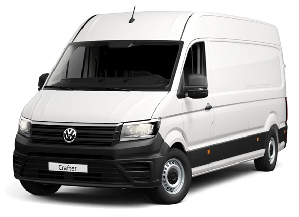 VW Crafter 2.0 TDI 103kW