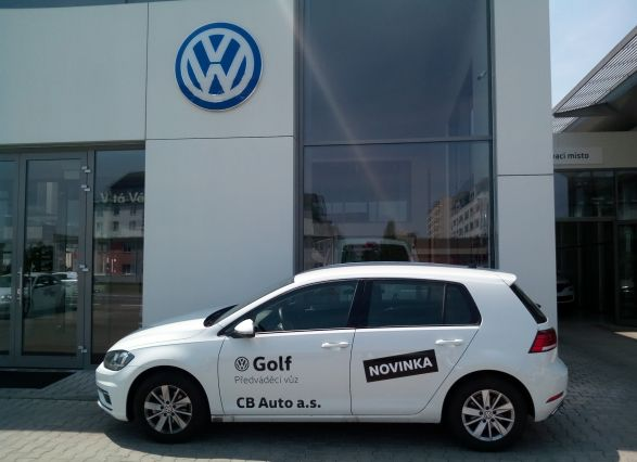 VW Nový Golf