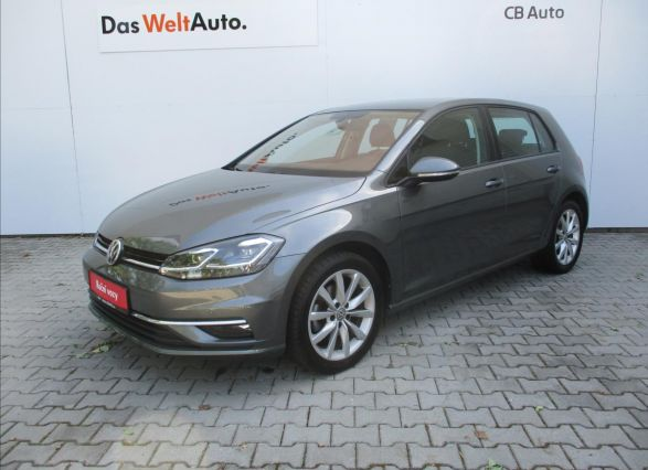 VW Golf hatchback